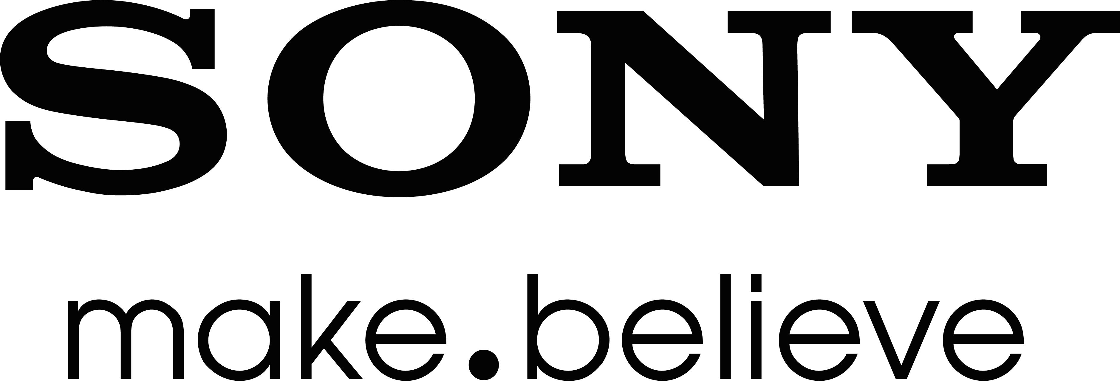 Sony Make Believe Logotribal